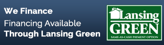 Lansing Green Button