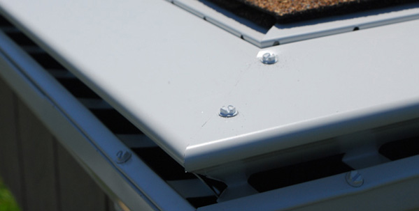 Gutters With Gutter Guards